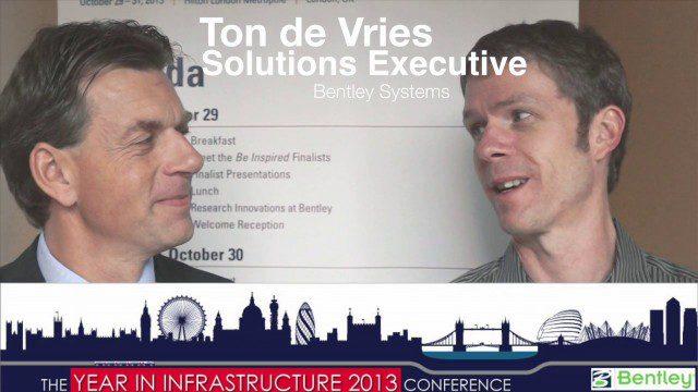 Ton de Vries Interview