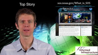 Thanksgiving Broadcast 11_25 (Science on a Sphere, JFK maps and video, nanosatellites and more)