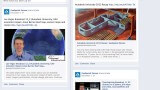 GeoSpatial Stream Adds Facebook Page