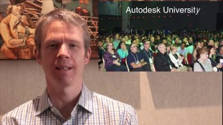 Conference Recap from Las Vegas (Autodesk University, Breaking News, Quadrocopters and other Innovations)