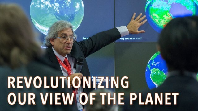How Satellites Have Revolutionized Our Understanding of Our Home Planet
