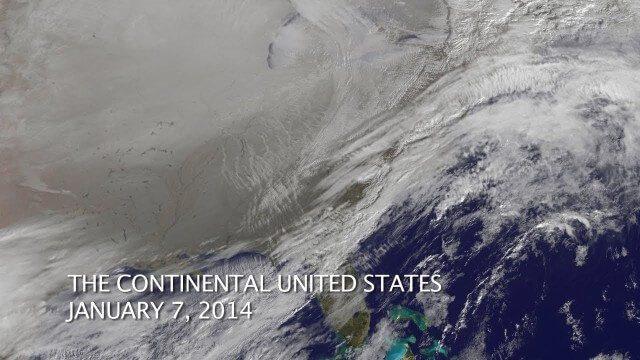 The Polar Vortex Explained in 2 Minutes