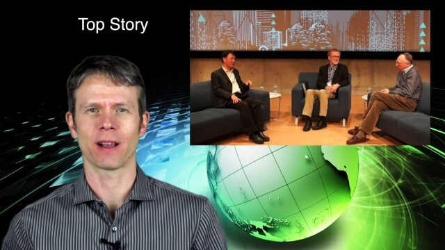 2_18 Asia-Pacific Broadcast (China's Ecological Infrastructure, TeLEOS-1 Satellite, Alibaba Mapping Offer and More)