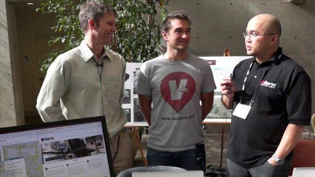 Valarm Interview at GeoDesign Summit