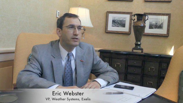 Exelis Discusses Climate Instrument Specialization and Demand