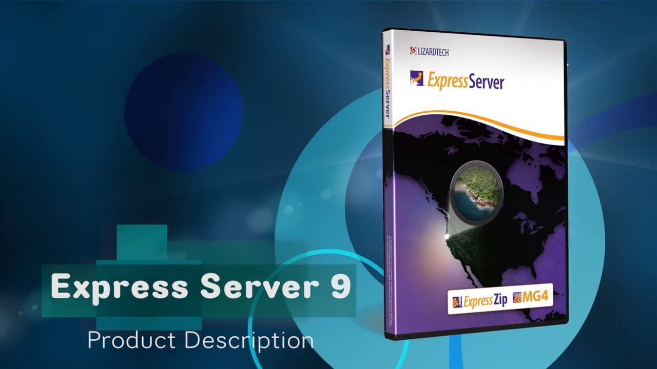 GeoSpatial Stream created this Product Primer for LizardTech's Experss Server 9.