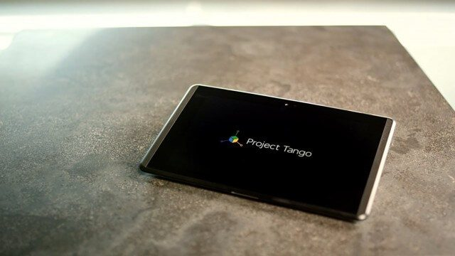 Google's Project Tango – Journey
