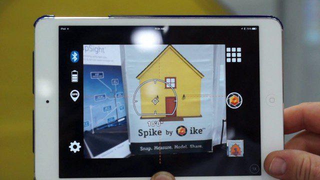 ikeGPS Demonstrates New Spike Device at Esri UC