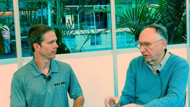 Jack Dangermond Addresses Climate Change and the Importance of GeoDesign (3 of 4)