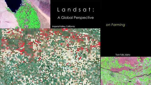 NASA   Landsat's Global Perspective