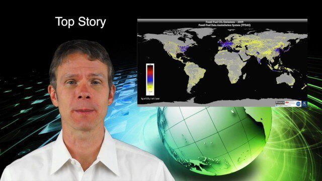 9_18 Climate Change Broadcast (CO2 Mapping, Open Data and More)