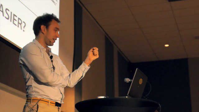 GeCo in the Rockies Keynote Discusses Power of Words for Location
