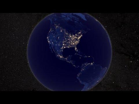 NASA Earth at Night