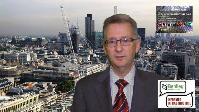 A CEO's Perspective on the Year in Infrastructure: Greg Bentley, CEO, Bentley Systems