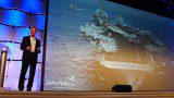 Blue Angels Pilot Delivers Dimensions Keynote (2 of 3)