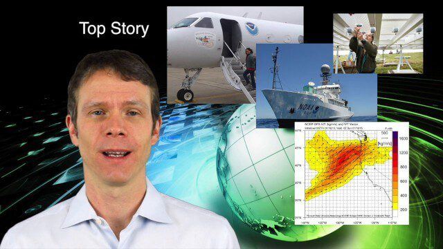 1_29 Climate Change Broadcast (CalWater 2015, USGS News and More)