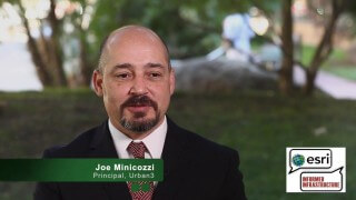 Joe Minicozzi Underscores Financial Consequences at the Geodesign Summit