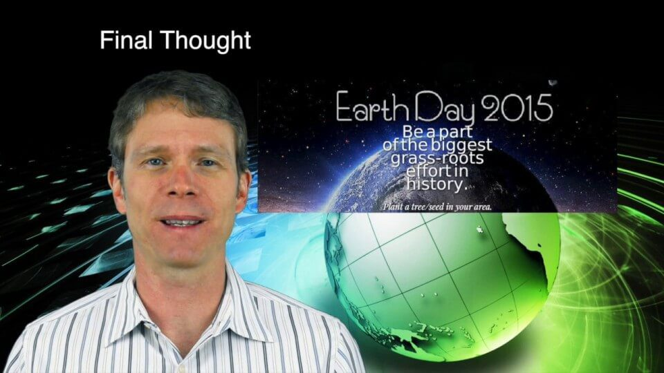 4_16 Drones/UAS Broadcast (Earth Day, Mysterious Methane and More)