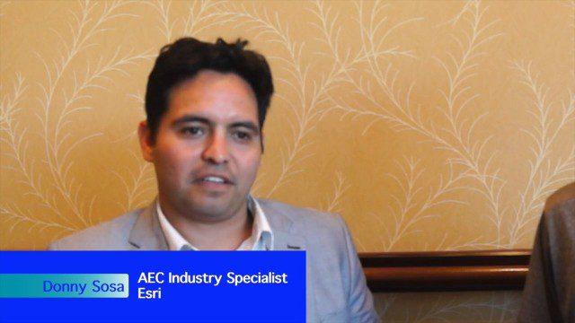 Esri's Donny Sosa Talks UAVs and Photogrammetry