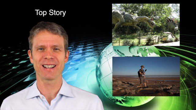 5_28 Asia-Pacific Broadcast (Dinosaurs, Chinese LiDAR and More)