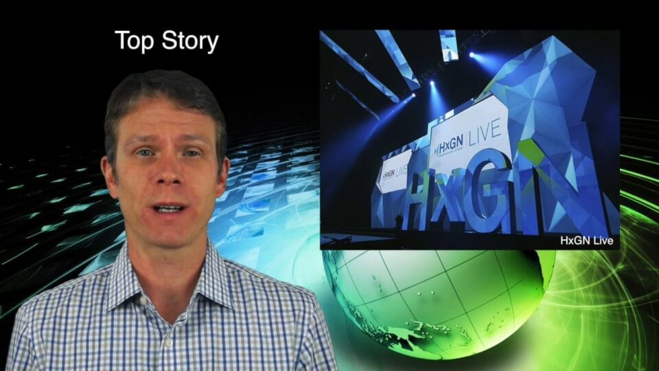 6_11 Innovation Broadcast (Hexagon Conference, Iceberg Tracking and More)