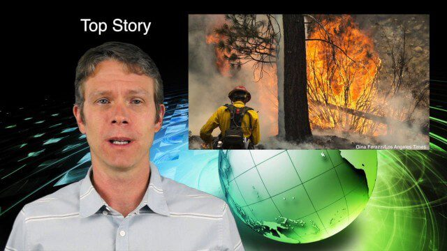 7_9 Earth Imaging Broadcast (California Fires, Drone Mayhem and More)