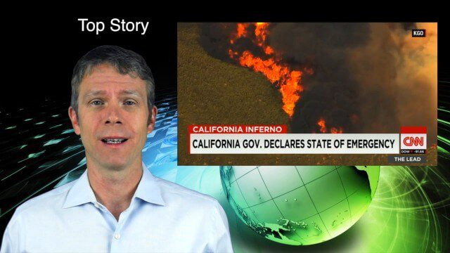 8_6 Wildfire Broadcast (Updates from California and Alaska, NASA and UN News, and More)