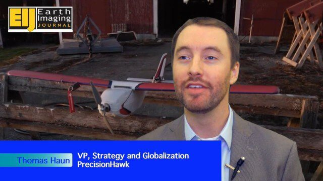 PrecisionHawk Making a Marketplace for UAS Data Management and Analysis