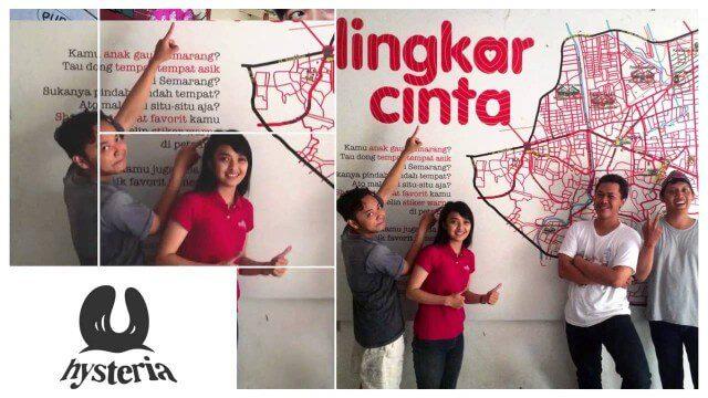 Story of Hysteria, Ushahidi Chapter on Semarang