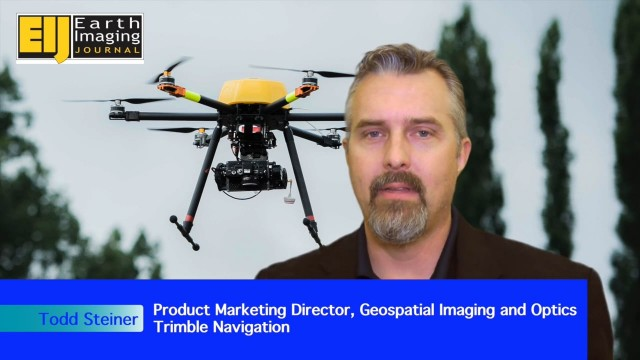Trimble Expands UAS Fleet with Multirotor and High-Precision Systems
