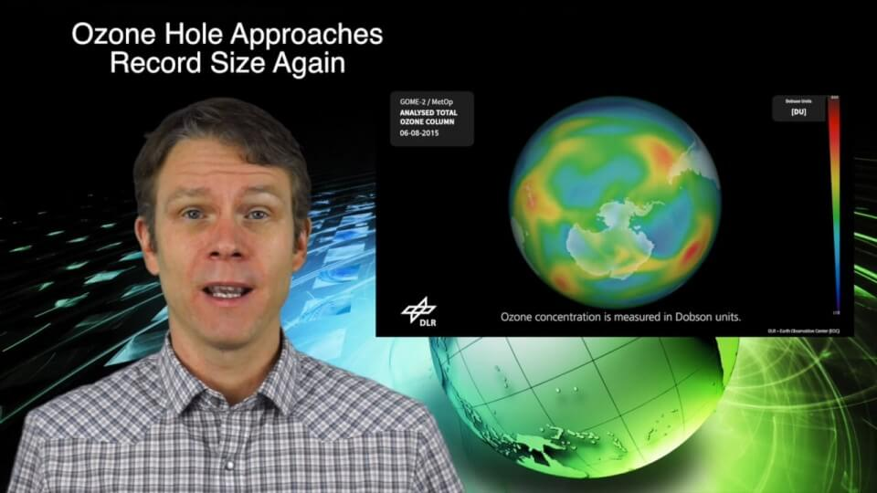 11_12 Climate Change Broadcast (Free Training, Ozone Hole and More)