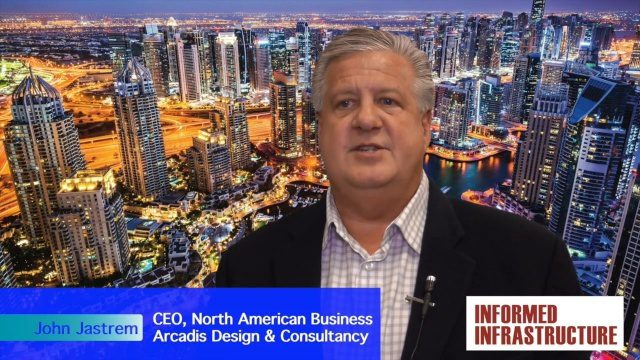 Arcadis CEO Discusses Company Growth and Client Diversity