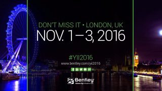 Why Attend Bentley Systems YII 2016