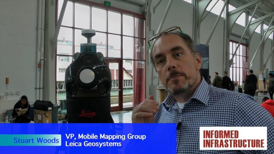 Digital Surveying Improves with Mobility and Multiple Sensors