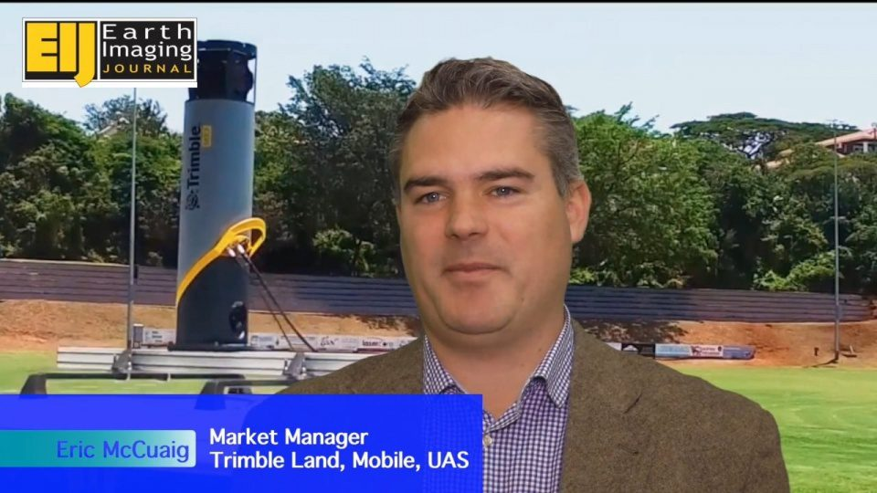 Trimble's Mobile Mapping Systems Enabling Greater Access