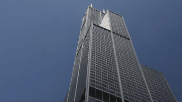 Willis Tower: Windy City Challenge