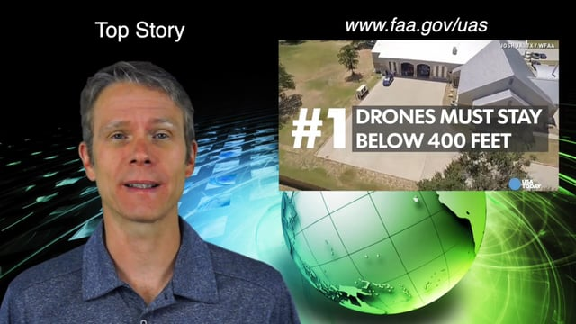 6_30 Drones and GIS Broadcast (FAA Rule, Esri UC and More)