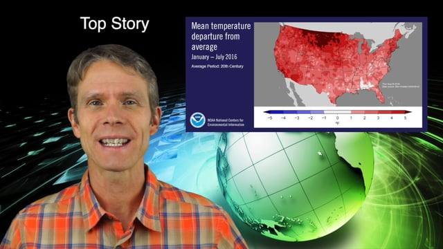 9_27 Climate Change Broadcast (Latest Data, Satellite Launches and More)