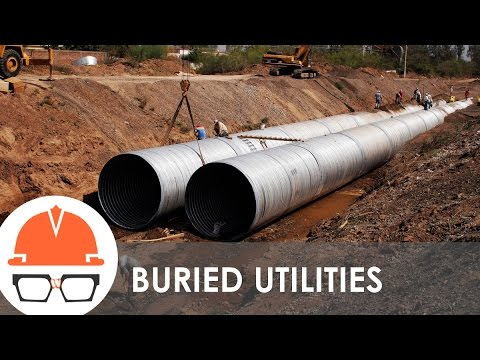 What's that Infrastructure? (Subsurface Utilities)