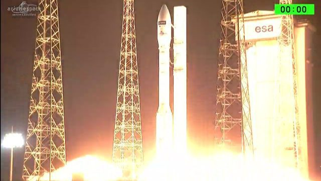 Arianespace Successfully Launches Sentinel-2B