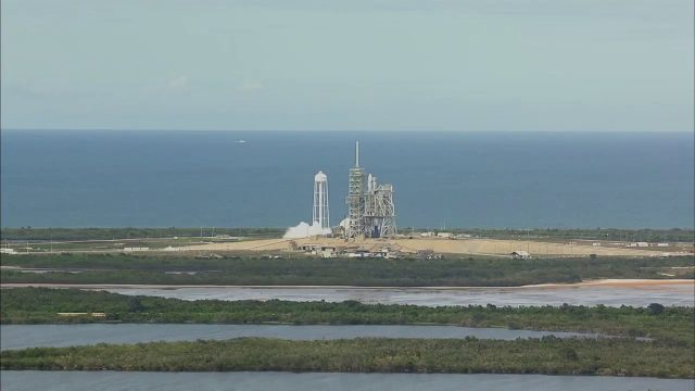 SpaceX CRS-11 Liftoff for International Space Station