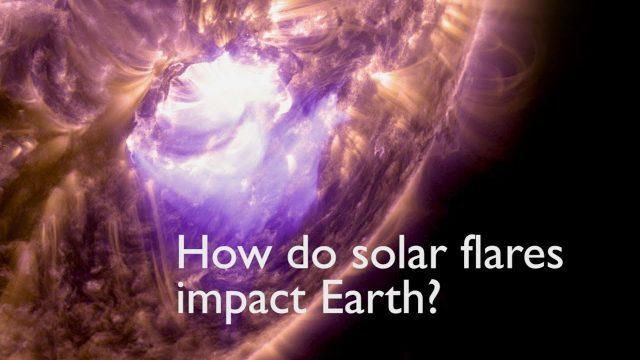 How Solar Flares Affect Earth