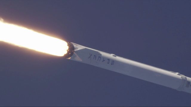 SpaceX Falcon 9 Liftoff with TESS