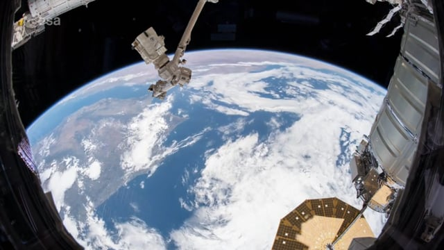 Horizons Mission Time-Lapse from USA to Africa