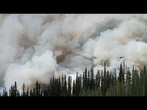 NASA Rainfall Data and Global Fire Weather
