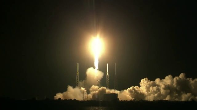 SpaceX CRS-15 Liftoff
