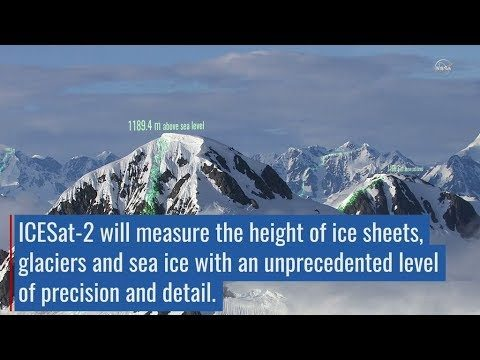 ICESat-2 Adds Third Dimension to Earth