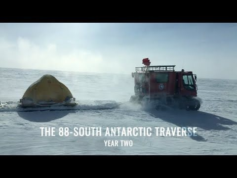88-South Antarctic Traverse: Year Two