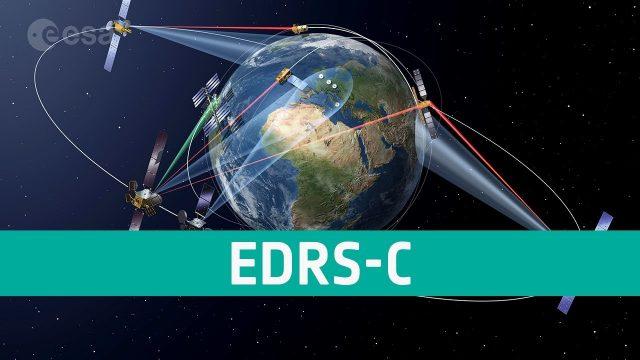 EDRS-C SpaceData Highway