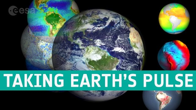 Taking the Pulse of Our Planet